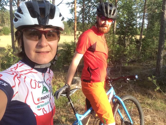 Cykeldejt på en onsdag