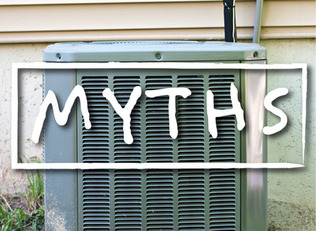 Central AC Myths