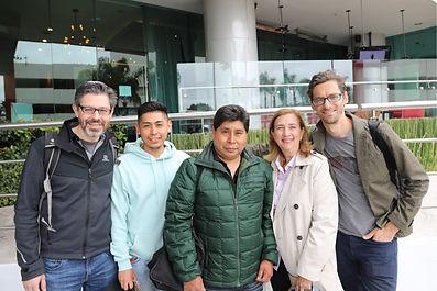 Rabbi Aaron Brusso from Bet Torah asylum trip to Tijuana, Mexico