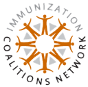 Immunization Coalition Network logo