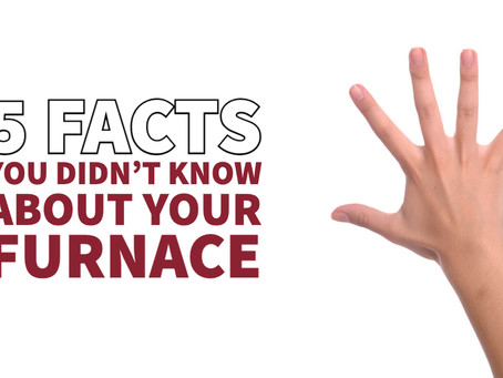 5 Facts You Didn't Know About Your Furnace