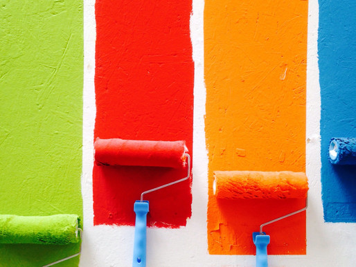 How Paint Colors Change The Feeling of a Room