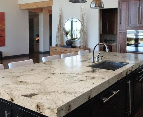 How To Match Your Countertops to Your Kitchen Colors