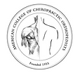 American College of Chiropractic Orthope