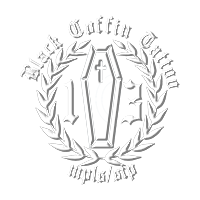 Black Coffin Tattoo logo
