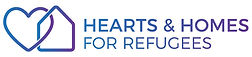 Hearts & Homes For Refugees logo