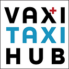 VaxiTaxiHUB logo