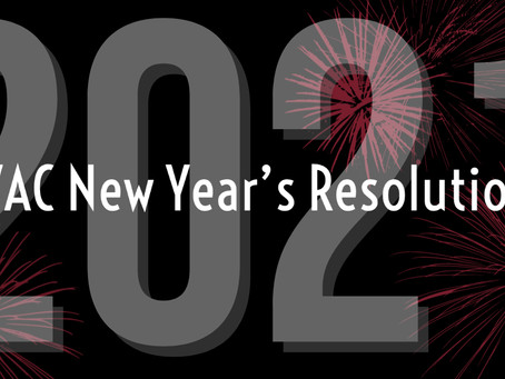 HVAC New Year's Resolutions