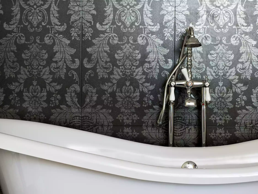 The Best Bathroom Wall Options