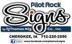 Pilot Rock Signs logo