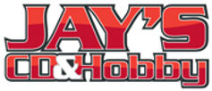 Jay's CD & Hobby logo