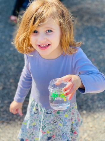Reggio Playground: Water Study
