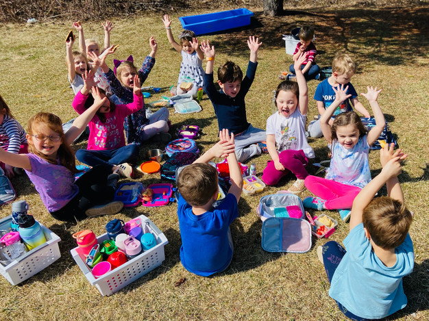 Reggio Picnic Lunch: One Year in the Wait