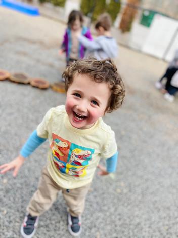 Reggio Playground: First Spring Air