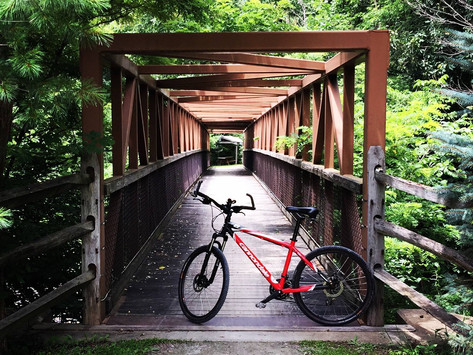 Montour and Panhandle Trails Assessment & Marketing Plan