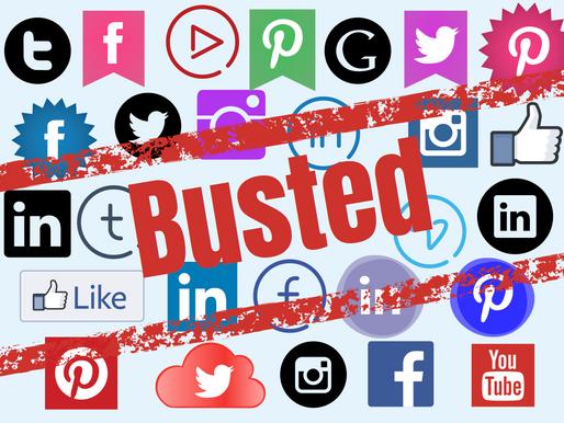10 Myths About Social Media