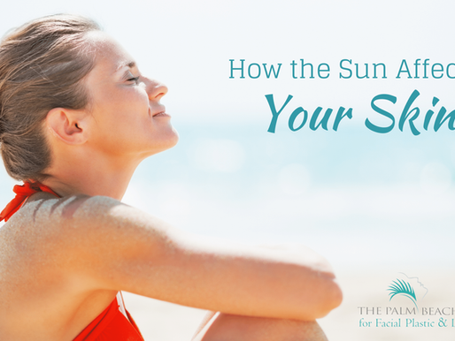 How the Sun Affects Your Skin