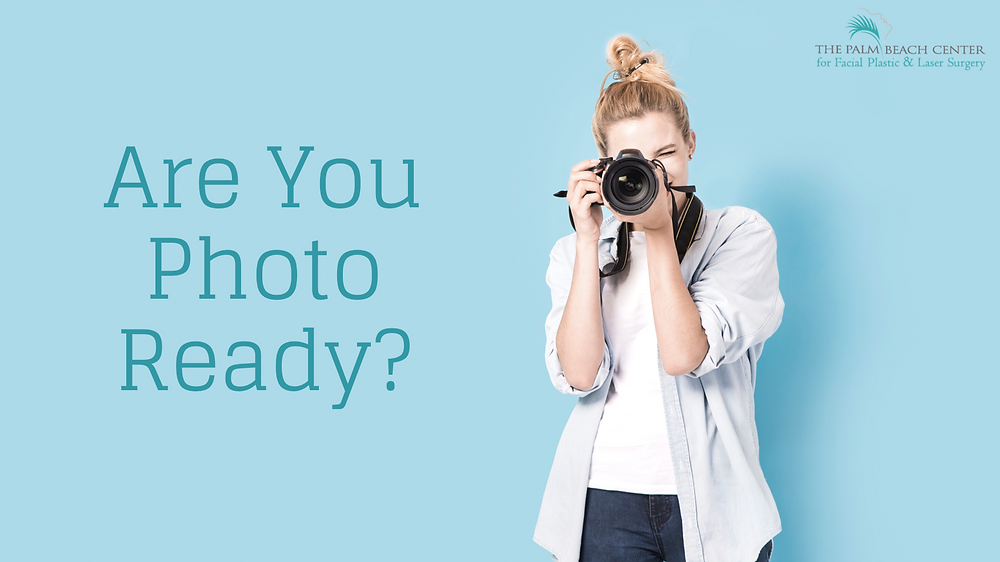 Are you photo ready?