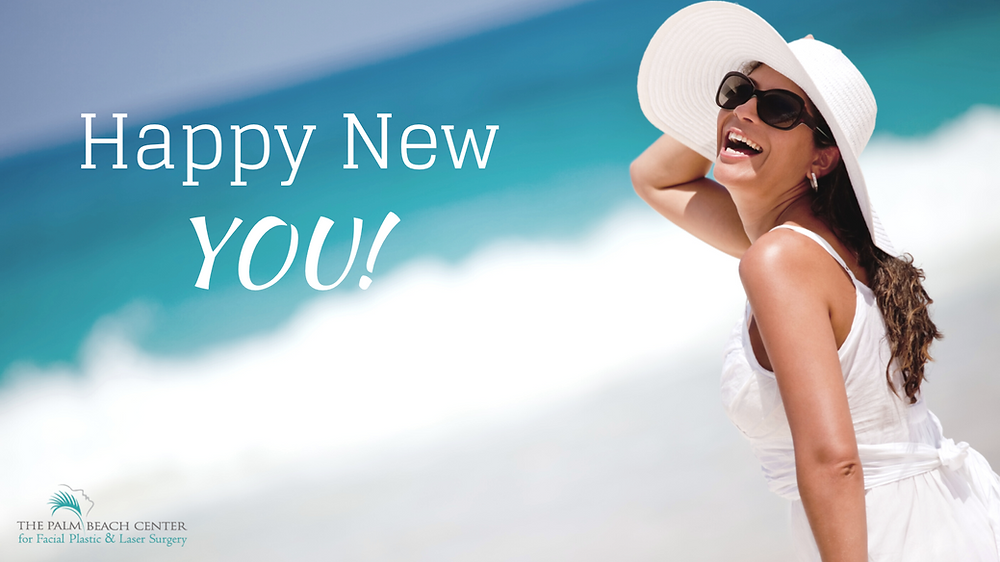 Happy New You! Refresh your look this year.