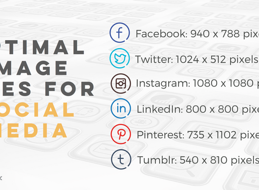 Optimal Image Sizes for Social Media