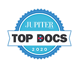 Top Docs Jupiter 2020 Badge