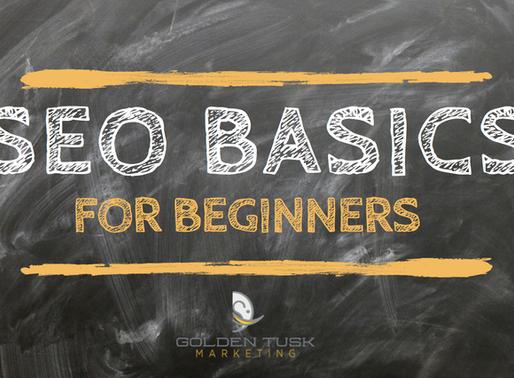 SEO Basics for Beginners