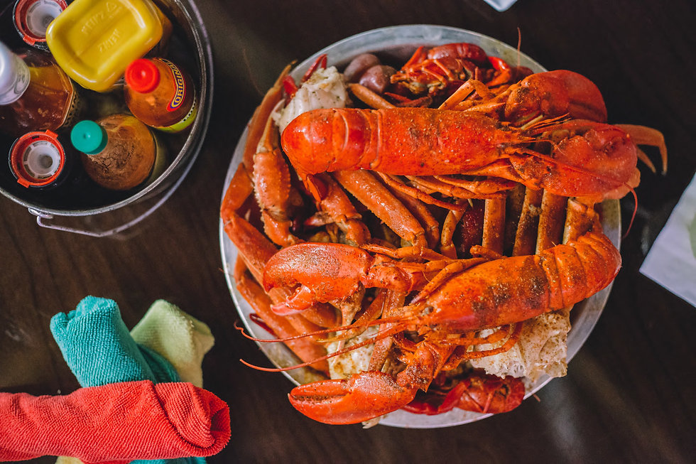 Wahoo Seafood Grill - Best seafood resta