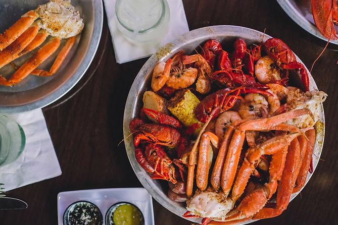 Wahoo Seafood Grill - seafood restaurant
