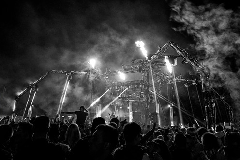 Spider Stage / WKND. festival
