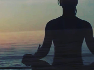 Voile et yoga