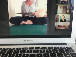 M Yoga en ligne sur Zoom dès octobre 2020
