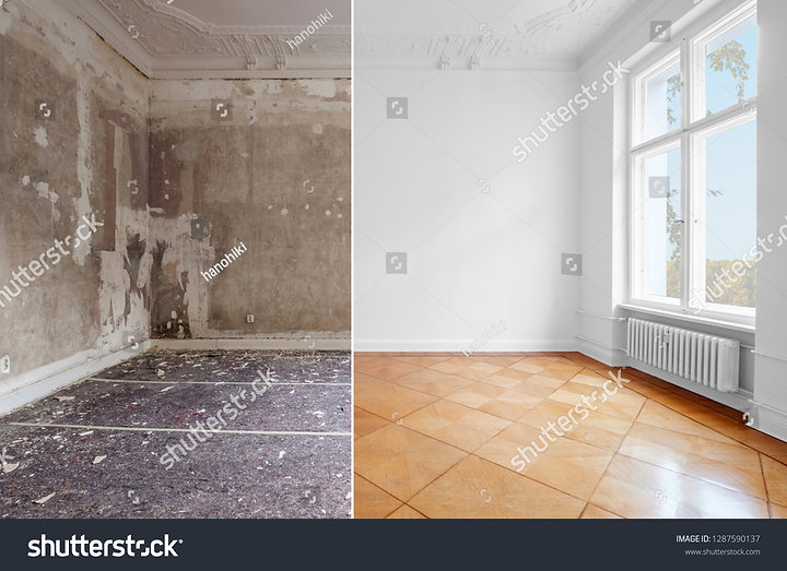 stock-photo-empty-room-in-old-building-r