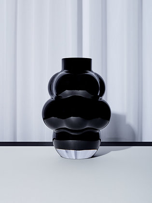 Louise Roe balloon 04 black glass