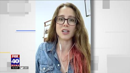 Sarah Ives on Fox40