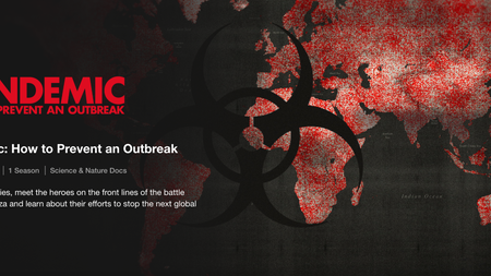 Distributed Bio in Netflix Series 'Pandemic: How to Prevent an Outbreak'