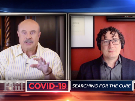 Dr. Phil: Searching for the Cure