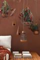 DonaFlor Varanda Argila_Birdhouse Gotinha_Floreiras Rings e Pingo por Lattoog_Luminária Co