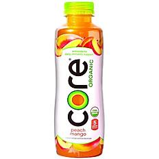 Core Organic Peach 18oz