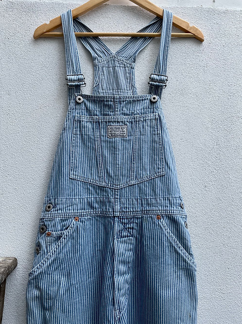 Levis Hickory Dungarees XS / UK10
