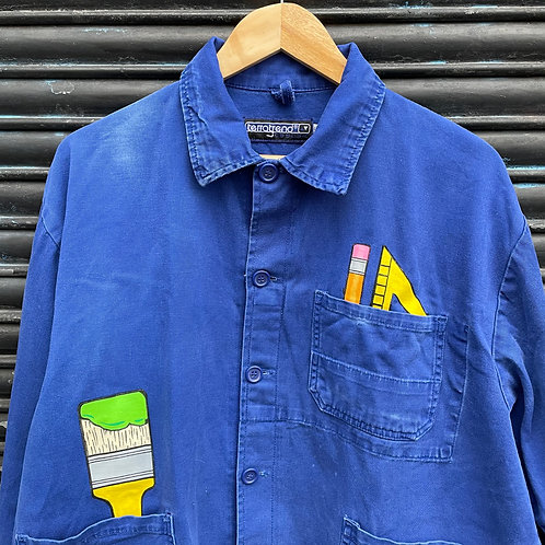 Ian Viggars Paint Brush Jacket - L/XL