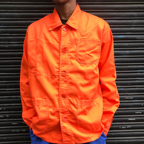 Orange Workwear Jacket - M/L