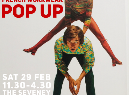 LEAP YEAR POP UP: 29 Feb at The Seveney