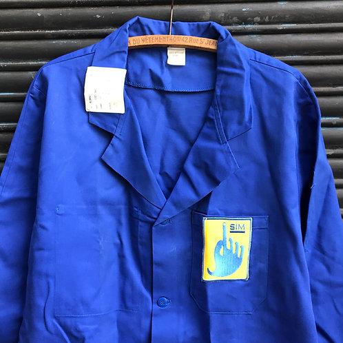 French Workwear Jacket Atelier Coat - S/M