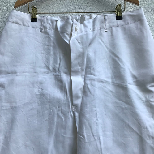 "White Workwear Trousers. XXL - 38"" Waist - 32.5"" Leg"