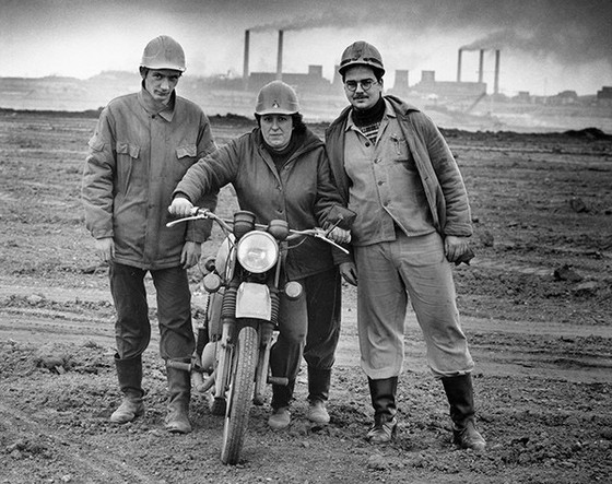 The other workwear country: East Germany