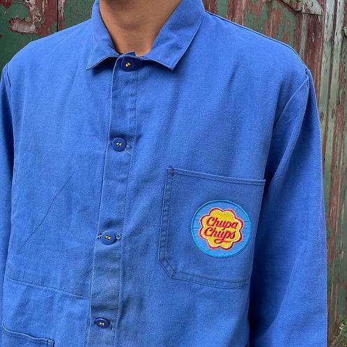 Lollipop Patch Reworked Jacket - Medium