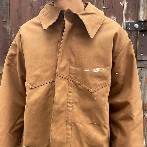 XL Duck Brown Railway Driver Jacket
