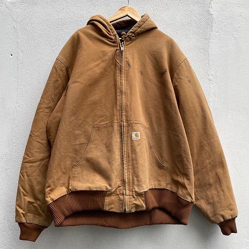 Vintage Carhartt Sand Jacket Sand XXL