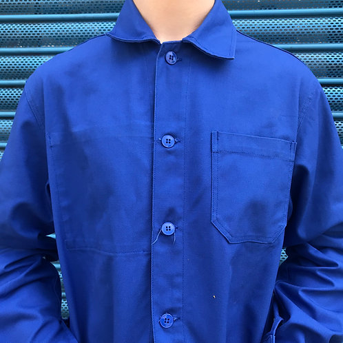 Classic Unworn French Workwear Jacket - M/L, XXL & 6XL
