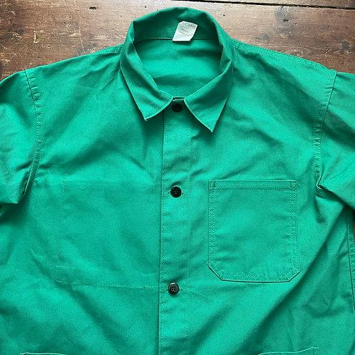 Green Jacket - Medium